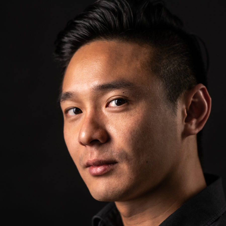 Jareth Li, lighting and set designer