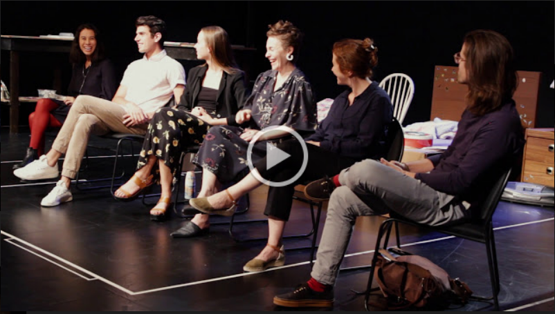 Click to watch the actors panel discussion!